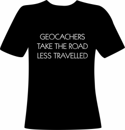 Geocachers take the road less travelled