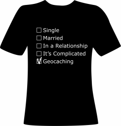 Single, Married, Complicated, Geocaching