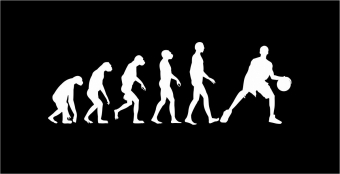 Evolutie basketballer