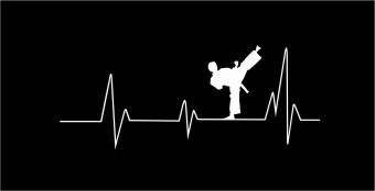 Heartbeat karate