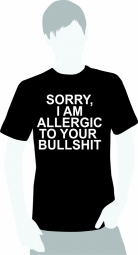 Sorry I am allergic to your bullshit