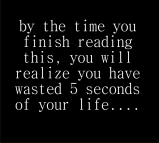 By the time you finish reading this